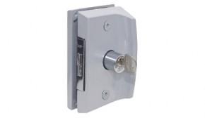 Fechadura p/ porta correr 1510-JX/3532 para janela com  cilindro de 1 lado (1510-X)